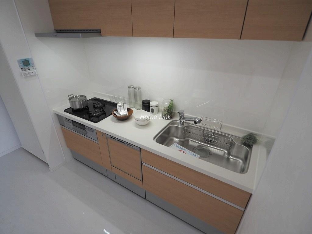 蓮根サンハイツ4階 システムキッチン