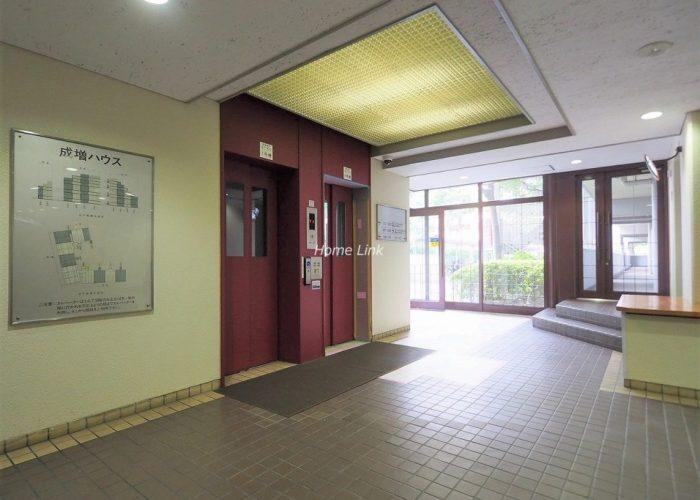 成増ハウス エレベーター