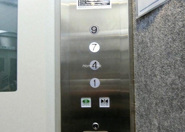 成増ハウス エレベーター停止階