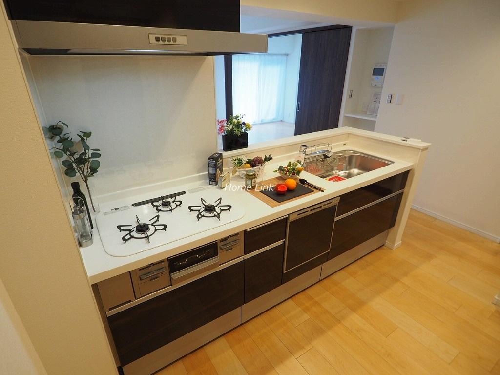 成増ハウス4階 対面キッチン