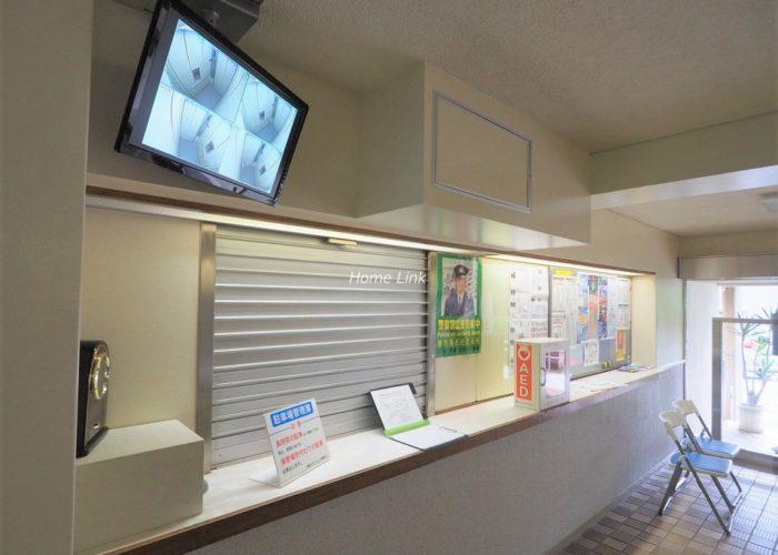 板橋中台マンション 管理人室