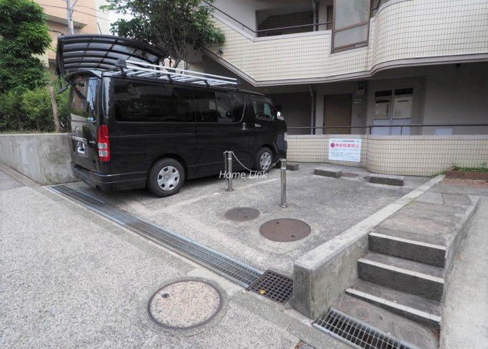 GSハイムときわ台 駐車場
