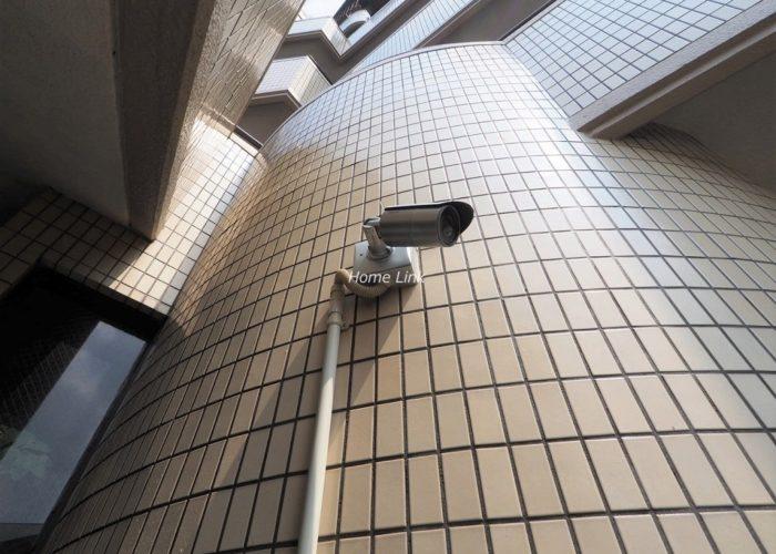 GSハイムときわ台 防犯カメラ