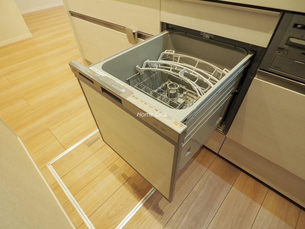 スターロワイヤル常盤台壱番館1階 キッチン食器洗浄機付き