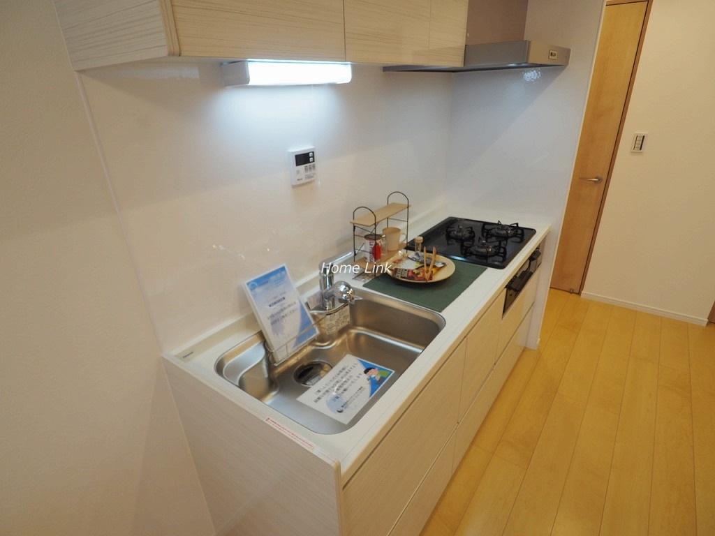 パークハイツ高島平3階 システムキッチン