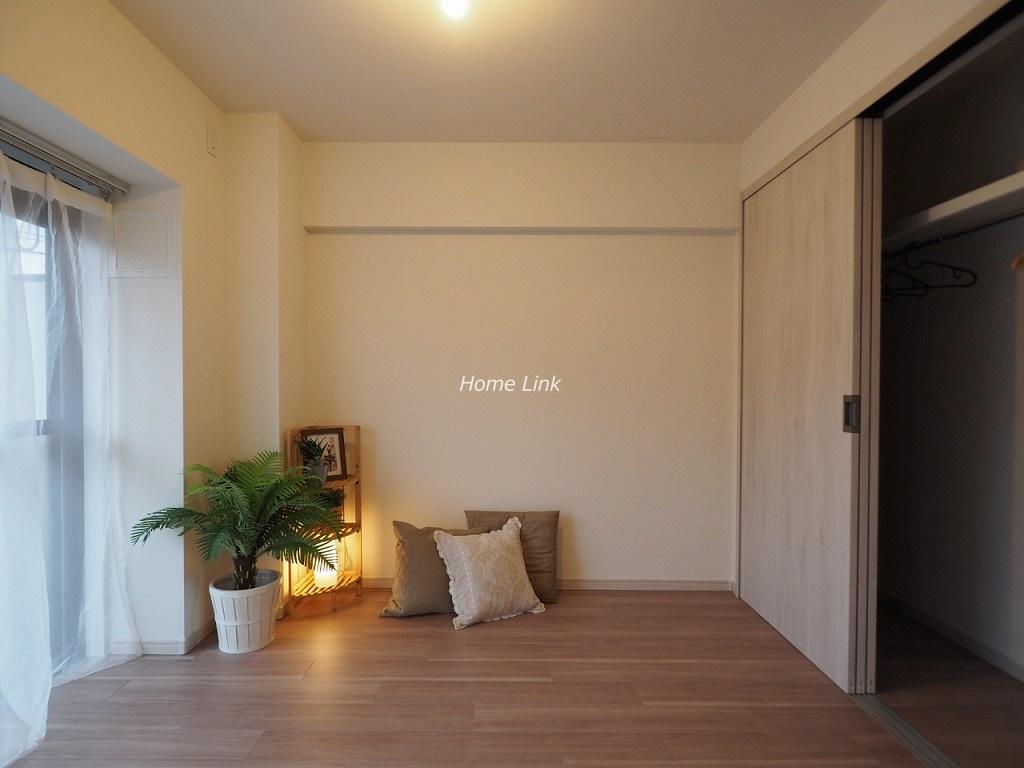 ライオンズマンション成増3階 バルコニーに面した洋室4.2帖