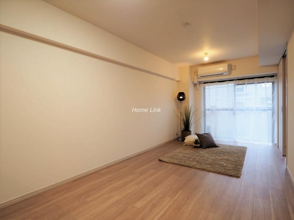 ライオンズマンション成増3階 リビング