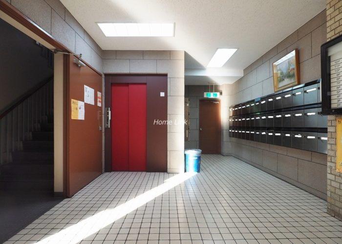 ライオンズマンション赤塚 エレベーター