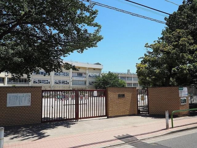 ルピナス赤塚ツインズガーデン壱番館周辺環境 下赤塚小学校