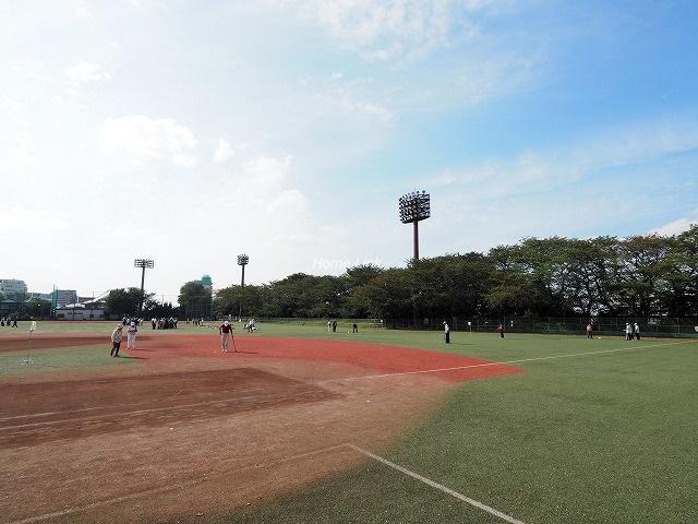 洋伸小豆沢公園マンション周辺環境 小豆沢公園