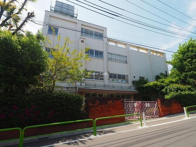成増第3シャトレ周辺環境 成増小学校