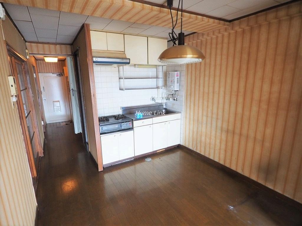 東久蓮根ハイツ5階 キッチンスペース