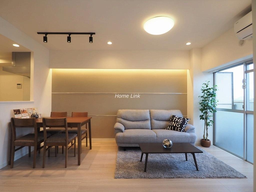 東久蓮根ハイツ5階 家具&エアコン付きで即入居可能