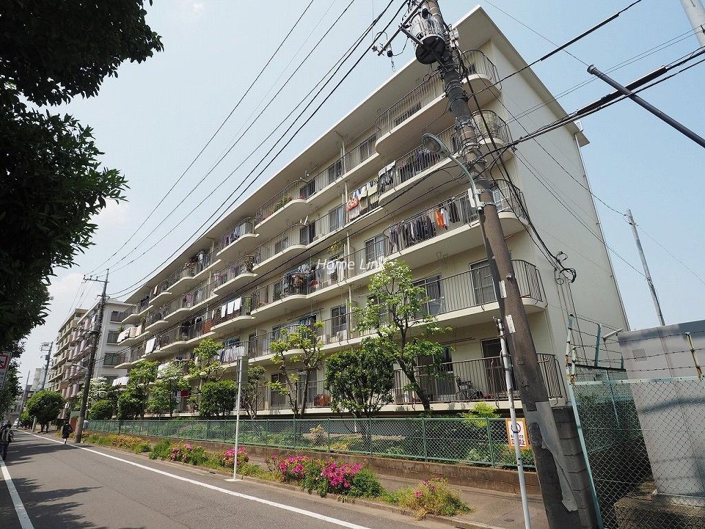 東武高島平サンライトマンション 外観