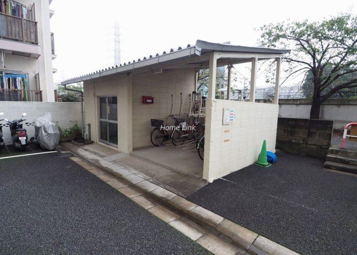 東武高島平サンライトマンション 駐輪場