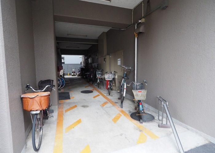 板橋本町アーバンライフ 駐輪場