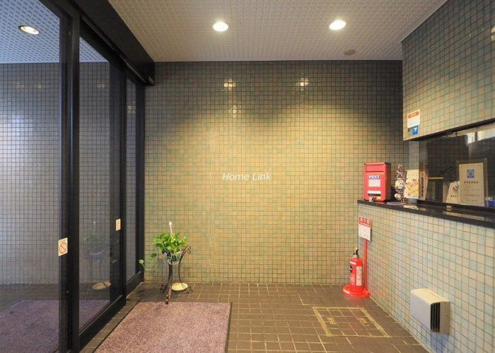 板橋本町アーバンライフ エントランス管理人室