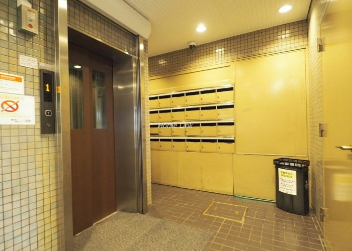 板橋本町アーバンライフ エレベーター