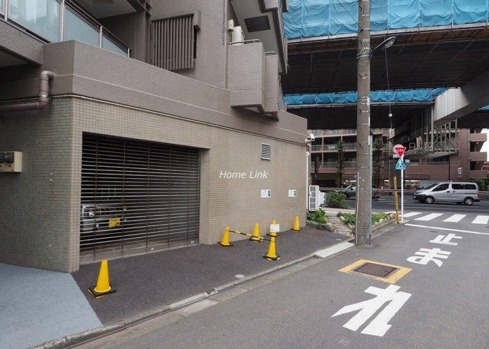 板橋本町アーバンライフ 前面道路