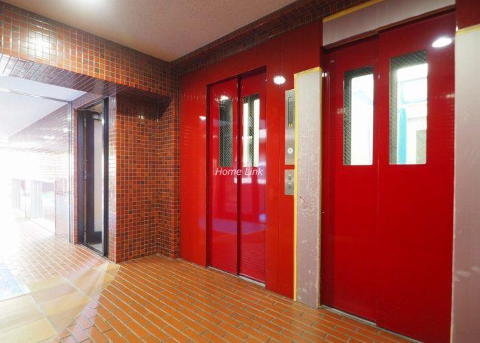 洋伸小豆沢公園マンション エレベーター