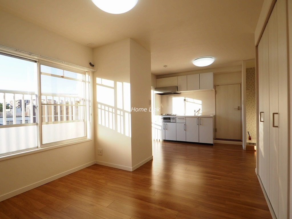 若木住宅3号棟2階 即入居可能