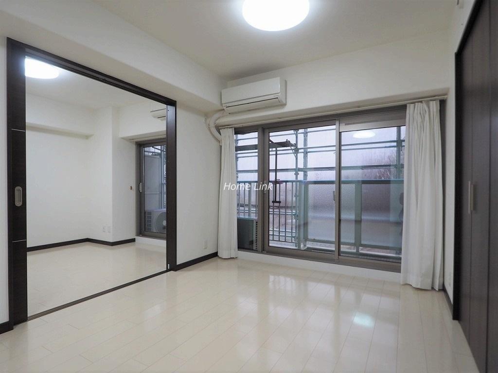 若木原公園サニーハイツ5階 LDKと洋室