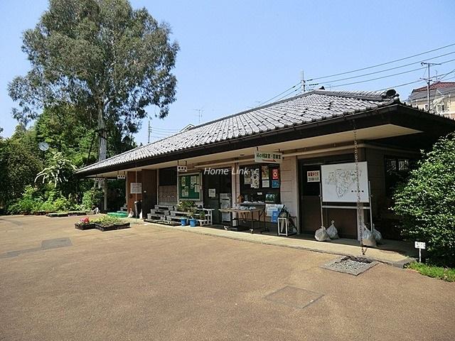 ルピナス赤塚ツインズガーデン壱番館周辺環境 赤塚植物園