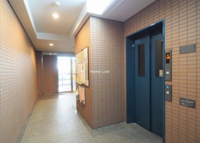 アイディコート池袋西スターファーロ エレベーター