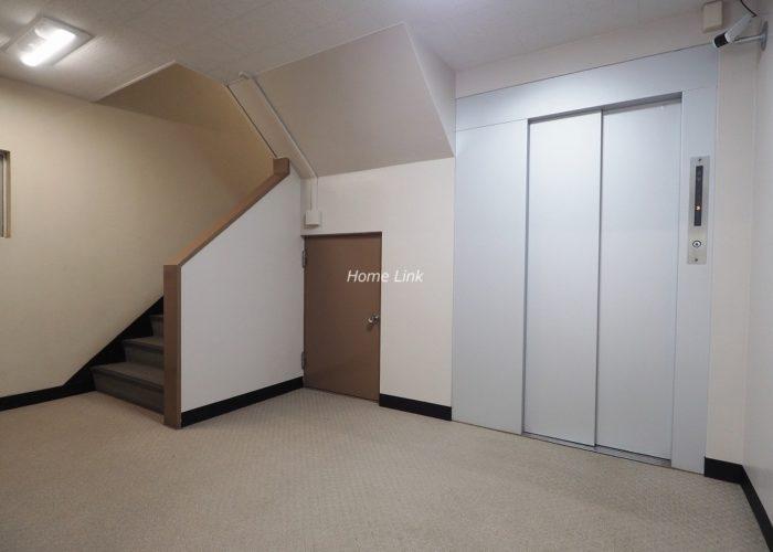 サンライズ蓮根 エレベーター