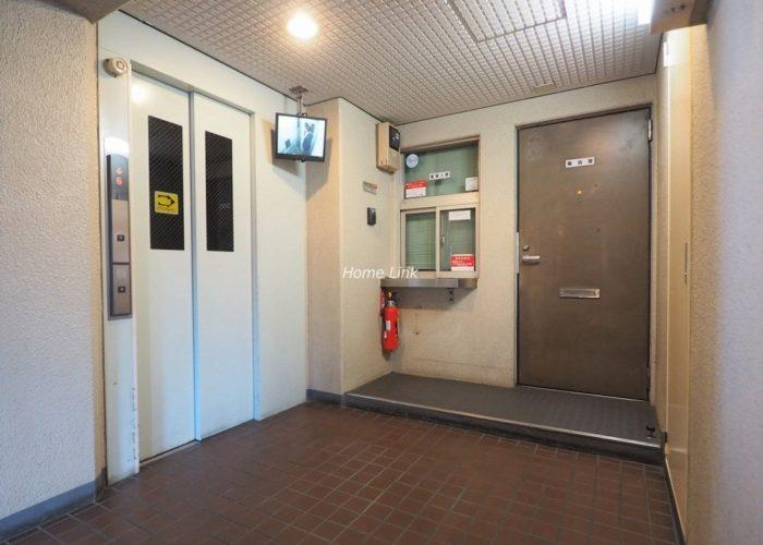 シティコープ本蓮沼 エレベーター