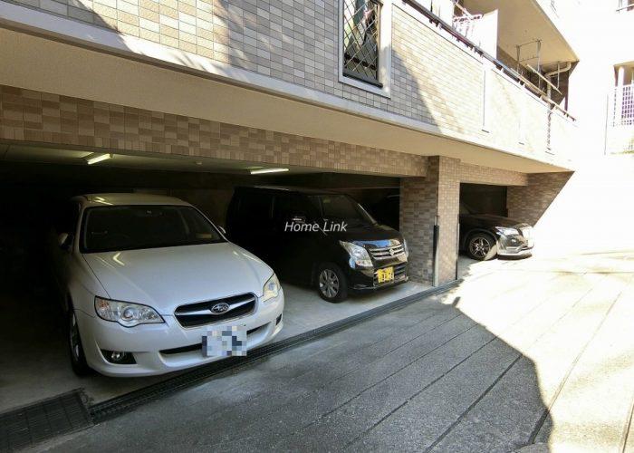 チサンマンション板橋徳丸 駐車場