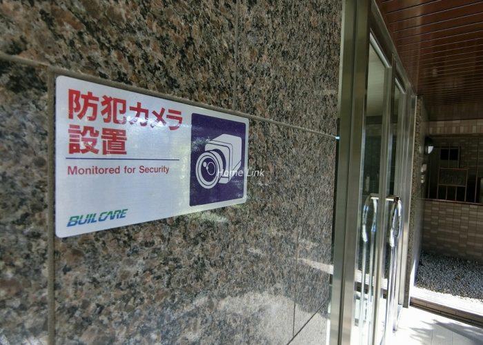 チサンマンション板橋徳丸 防犯カメラ設置