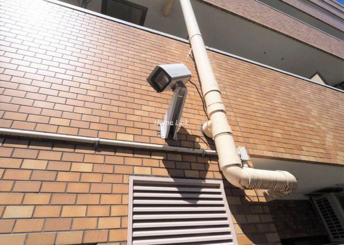 ライオンズマンション板橋中丸町 防犯カメラ