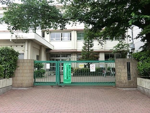 レーベンハイム常盤台南館周辺環境 上板橋小学校