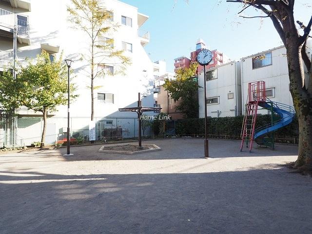 ライオンズマンション大山周辺環境 区立大山金井町児童遊園