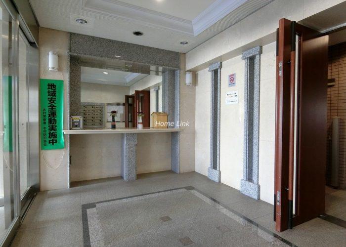 日神パレステージ東武練馬台東館 エントランスホール