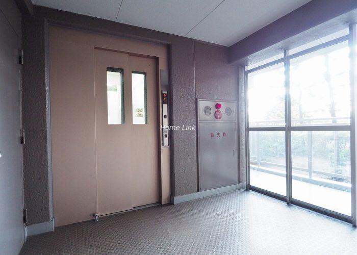 東急ドエルアルス成増 エレベーター
