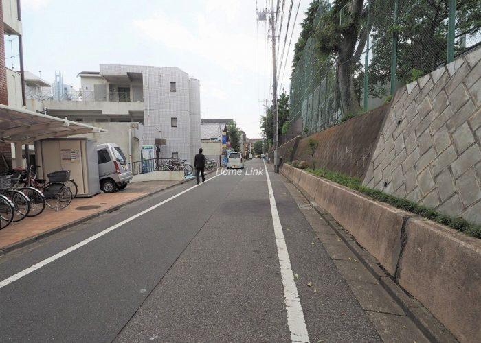 東武サンライズマンション 前面道路