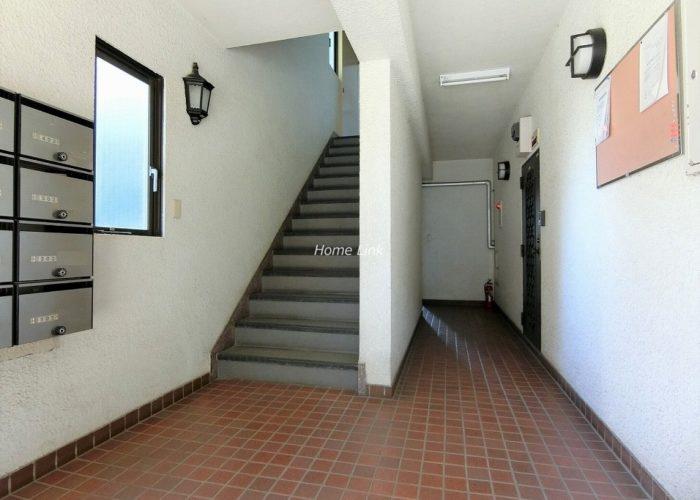 東武サンライズマンション 共用部階段
