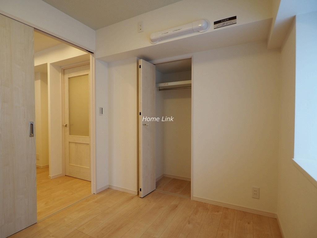 中銀第2城北パークマンシオン9階 出窓のある洋室3.8帖