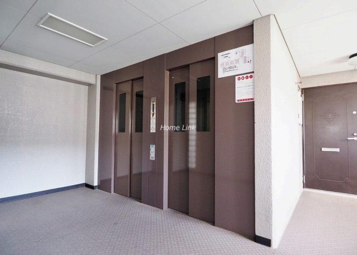 中銀第2城北パークマンシオン エレベーター