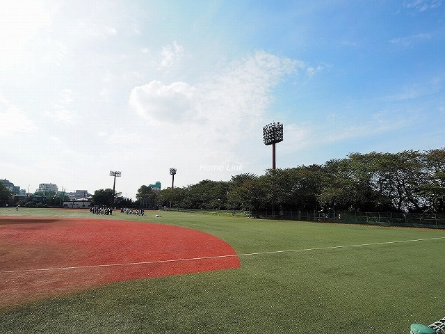 小豆沢パークファミリアA棟周辺環境 小豆沢公園