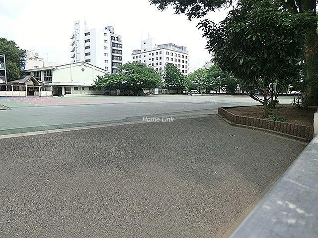 小豆沢パークホームズ周辺環境 志村第二小学校