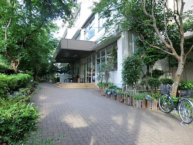 板橋第一中学校