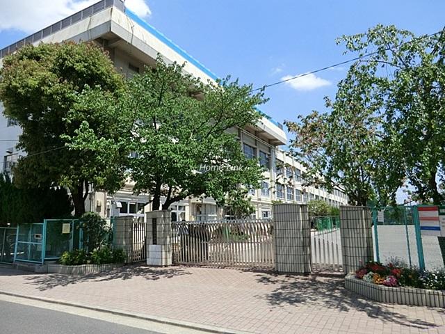 西台中学校