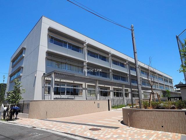 赤塚第二中学校