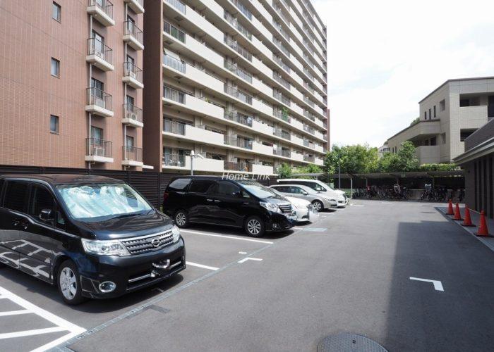 アデニウム志村三丁目 駐車場