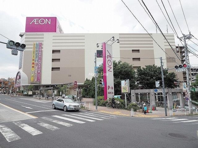 サンクレイドル東武練馬弐番館周辺環境 イオン板橋店