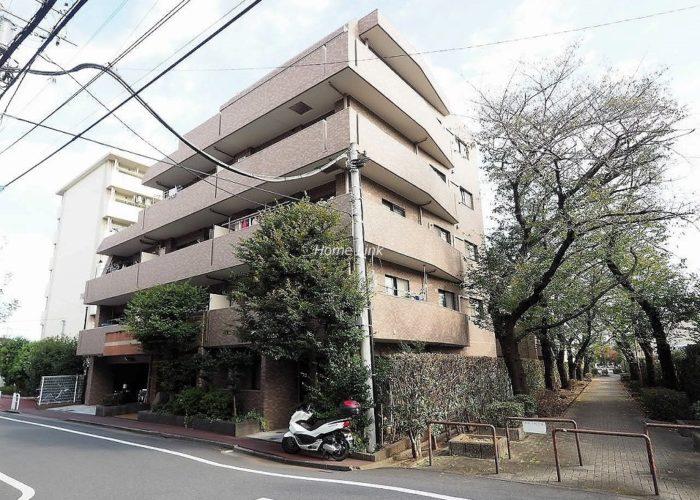 コニファーコート志村弐番館 外観