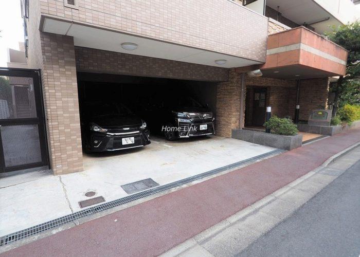 コニファーコート志村弐番館 駐車場